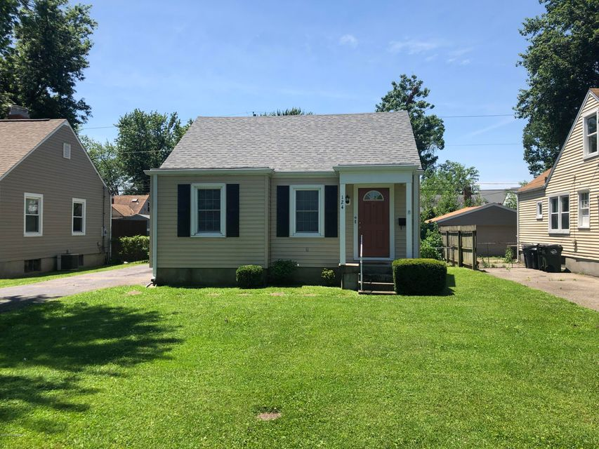 Great location! Hardwood floors, newer bath and windows. Close to St Matthews stores and restaurants. Must see to appreciate. Non-smoking property. No pets. Storage shed in rear yard. $50 non-refundable application fee. Owner/agent is a licensed real estate agent in the state of KY.