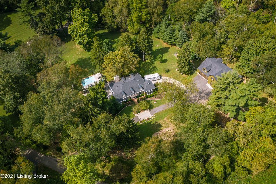 Feel like you live in Kentucky! Enjoy country living with all the conveniences of the city. Just minutes to Springhurst, Prospect, Norton Commons, shopping, restaurants, and expressways without the HOA. Tucked away on 3 private beautifully treed acres (the property is stunning), you will find a completely remodeled 1 1/2 story walkout home,...