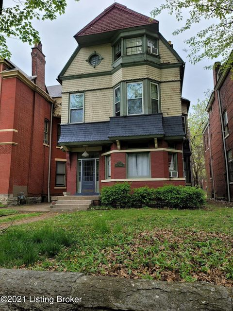 Nice one bedroom apartment in downtown close to hospitals and UofL. Lots of character with hardwood floors, stain glass window, open kitchen and laundry all in unit. Rent includes utilities. Call for an appointment.