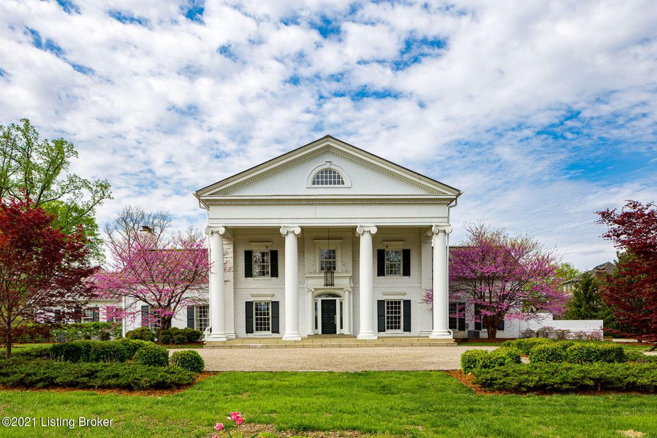 Located in the prestigious Hurstbourne Estates, sits this traditional stately home that has undergone a first class transformation over the past decade. As you approach the property down Cromwell Hill Rd your eyes will instantly turn from the Hurstbourne Country Club golf course to the lavish columns and curb appeal of 8914 Cromwell Hill Road....