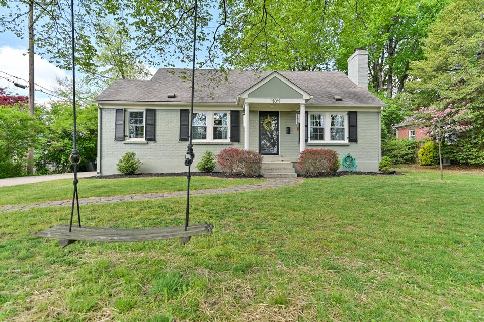 Situated on a spacious and fully fenced in third of an acre lot, this updated St Matthews cape cod will have you thinking, ''the one'' from the moment you pull up. Upon entering the home you will instantly love the openness and connectedness of the main floor from the open and updated kitchen to the living room perfectly accented by hardwood floors and fireplace. The main floor features two bedrooms and a full bathroom featuring a new vanity and the kitchen includes updated cabinets and stainless appliances with gas range that overlooks the eating area and living room. The second floor features a spacious area perfect for a private, primary suite and includes additional room to add a full bathroom and additional closet area. Step down into the basement that features over 500 square feet