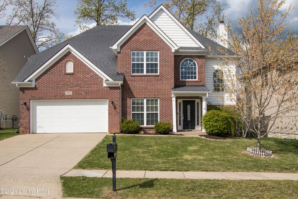 Welcome to this move in ready spacious home in Polo Fields! Located on a dead-end street, this home backs up to a wooded area as well as the farm at the end of the road; making it feel like you are surrounded by parks while still living in one of Louisville's most prestigious neighborhoods.  When you enter the two-story entry you immediately...