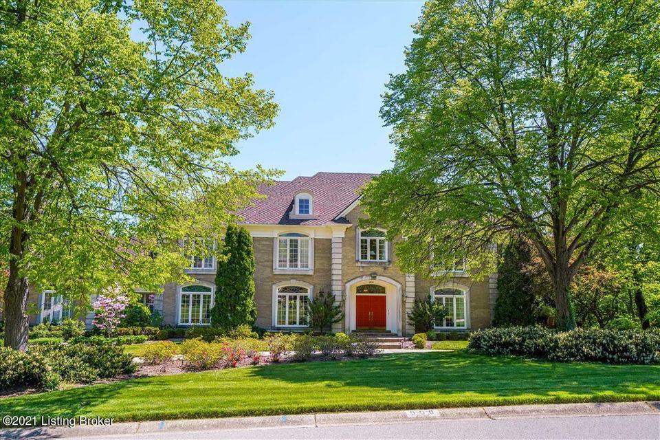 Welcome to 908 Rugby Place. Located in the desirable and prestigious Hurstbourne Estates you will find this elegant home. This traditional style property is privately situated on over an acre of land. Upon arrival you will be greeted with a manicured lawn that has been beautifully landscaped to enhance it's ever present curb appeal. Behind...
