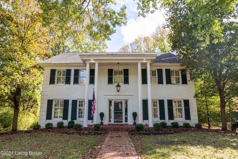 The Lure of Luxury!  Gorgeous 4 bedrooms 4 baths traditional home situated on a large wooded lot in Springfield neighborhood.  From the Italian marble floors to the winding white staircase with wainscoting and crown molding foyer.  Prestige hardwood floors throughout main level.  Family room with a fireplace and planation blinds. Enter the stunning oversized kitchen stainless steal appliances, marble countertops, granite countertop island with walnut cabinets. The huge primary bedroom features a  fireplace, remodel primary bathroom, powder vanity and spacious walk-in closet.  Priced below Seller's appraised value.