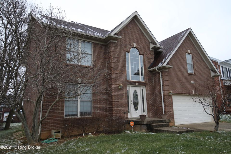 For rent is this four bedroom brick home in Forest Springs Nort.  Home has large living, dining and sitting room on first floor.  Second floor has four bedrooms and additional full bathroom.  Basement is finished with another 1300 sq ft.  Tenant pays all utilities.  Pets allowed with pet fee.