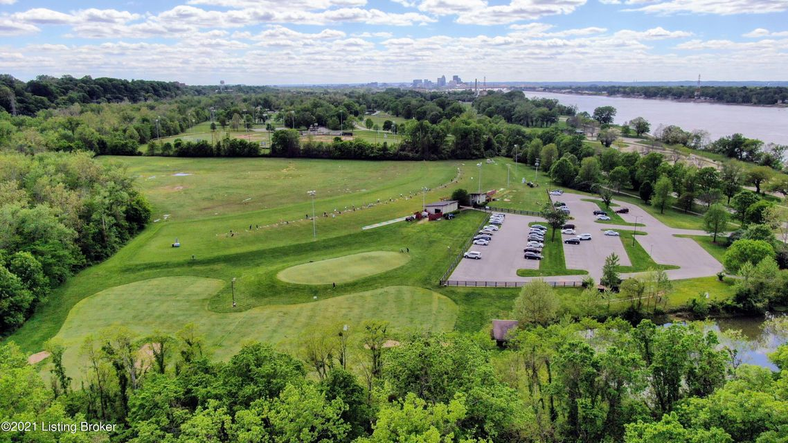 Presenting a once-in-a-generation land offering along the River Road corridor in the heart of Louisville's east end. Situated immediately west of Indian Hills Trail, this flat, 23-acre parcel includes over 750 feet of total frontage along River Rd with views through Carrie Gaulbert Cox Park of the Ohio River. Currently operated as a golf driving...
