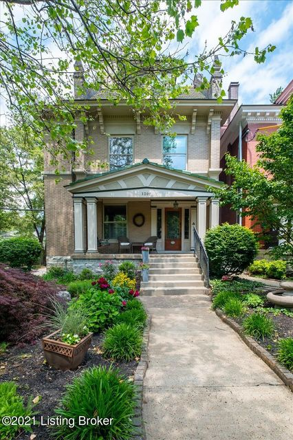 Elegant and updated to a masterpiece of Architectural design. Here's an opportunity to own this meticulously restored and maintained home with the option to have 2 additional rental incomes from a 3rd floor apartment, plus a basement apartment, or for a large home office, and private living space for family or guests, your choice. The main...