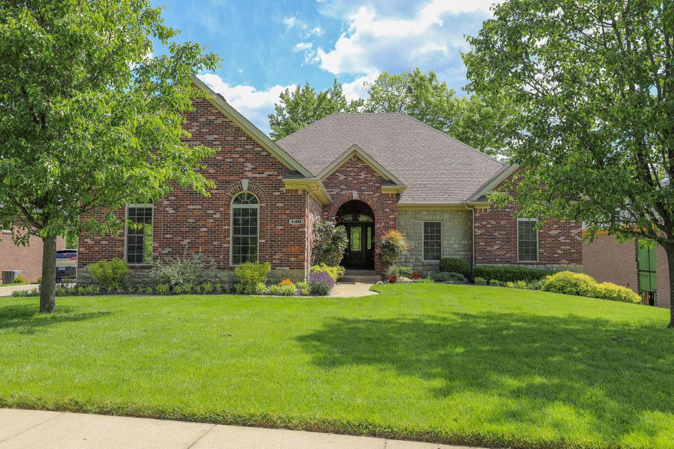 Captivating and breathtaking! Fall in love with this spacious home that is nestled beautifully on a golf course within the prestigious Heritage Hill neighborhood!  As you enter the home you will find that the beauty is in the details, to include tall ceilings, hardwood flooring throughout most of the main level, crown molding and detailed...