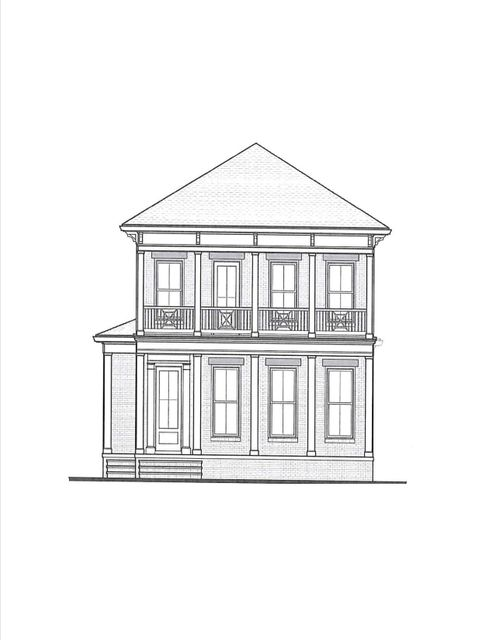 Welcome to Leo Thieneman & Sons Homearama house for 2021! The double front porch gives you incredible views of Peppermint park. The first floor features a welcoming foyer, living room, dining area and kitchen with custom cabinets.  The covered side porch off the dining area has a 2nd fireplace and brings your living outdoors.  The mud room...