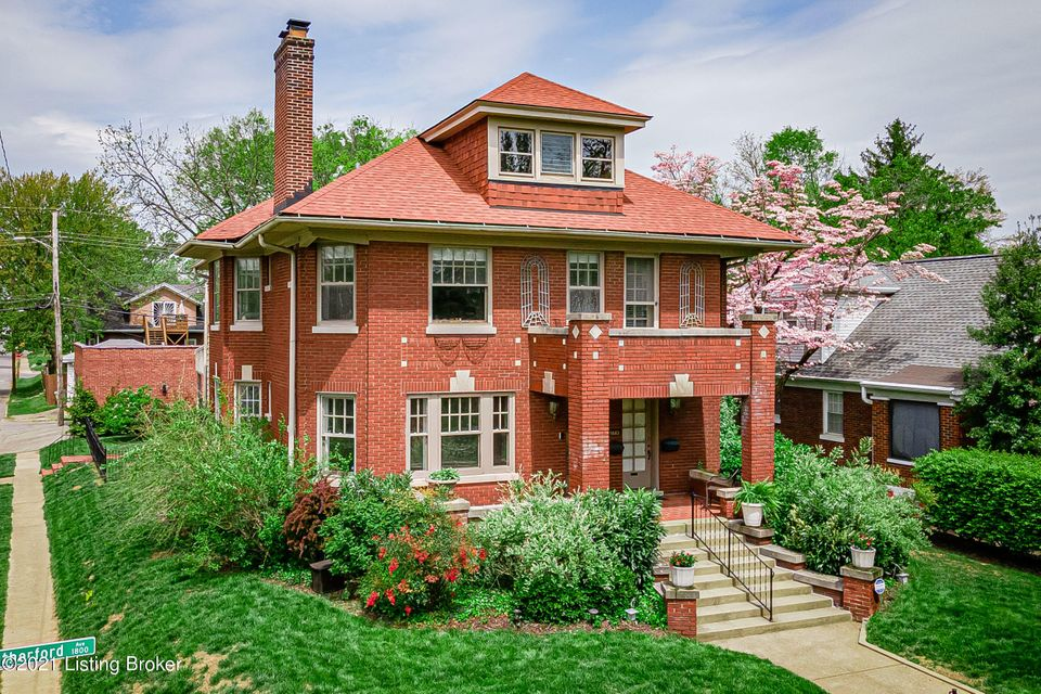 EASY CONVERSION TO SINGLE FAMILY/ CURRENTLY DUPLEX at 1843 Rutherford Avenue in this historic, artsy Highlands neighborhood situated between Bellarmine University and vibrant Bardstown Road, close to churches, schools and renowned restaurants. This property offers flexibility for the next owner to use it either in its current status as an...