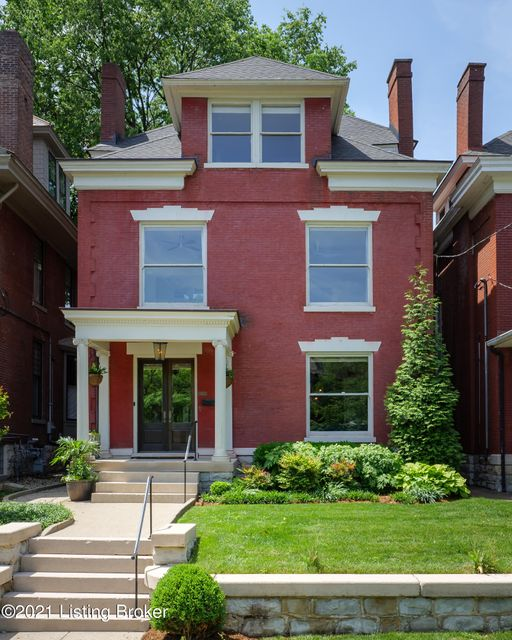 Luxury Living in Cherokee Triangle. Make yourself at home with the most iconic address in town! 1220 Cherokee Road highlights the very best that Louisville has to offer. The walkable restaurants and shops on Bardstown Road will keep you social while the beautiful trails of nearby Cherokee Park will provide a tranquil escape. This 4 Bed, 3.5...