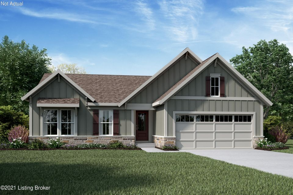New Construction by Fischer Homes in the beautiful Enclave of Mallard Lake community, featuring the Springfield Coastal Cottage plan. This plan offers an island kitchen with pantry, upgraded cabinetry, upgraded countertops, and stainless steel appliances. Spacious family room expands to light-filled morning room. Primary Suite with private...