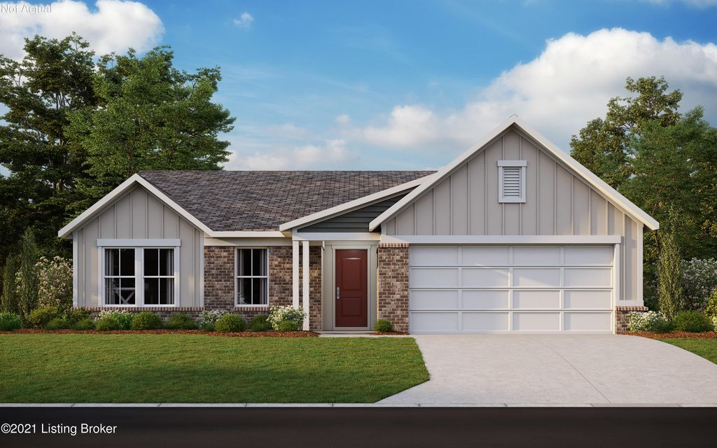 New Construction by Fischer Homes in the beautiful Round Rock at Oakwood community, featuring the Preston Modern Farmhouse plan. This plan offers an island kitchen with pantry, upgraded cabinetry, upgraded countertops, and stainless steel appliances. Spacious family room expands to light-filled morning room. Primary Suite with private bath...