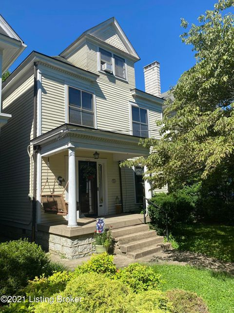 This elegant and beautiful Victorian home is in the historic Cherokee Triangle area and is walking distance to the many restaurants, galleries, coffee shops, and movie theaters on Bardstown Road.  It is close to Cherokee Park and Willow Park.  It's features include original woodwork, a large foyer, a spacious eat-in kitchen, original stained...