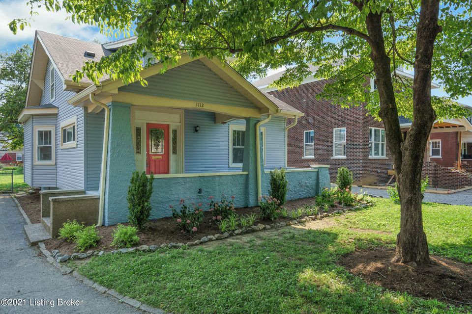 Fabulously updated home in one of Louisville's most highly desirable neighborhoods. Quality craftsmanship is notable in the transformation of this Audubon Park home which features a fully remodeled kitchen, bathrooms, wrap around deck, refinished original hardwoods and more. The home showcases a rare Audubon Park 1st level primary bedroom...