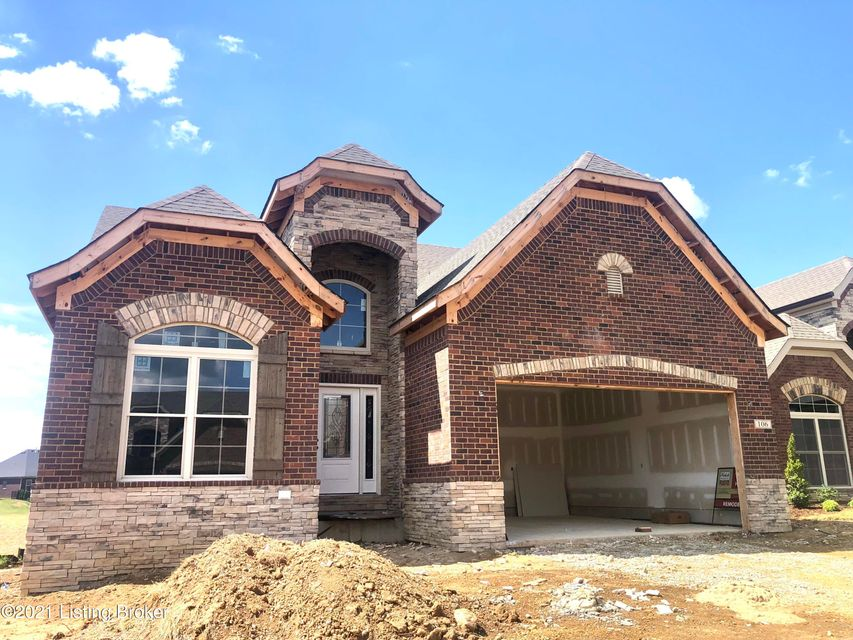 Homerama award winning Welch Builders Avalon model (in-ground basement & daylight windows) with estimated completion in early September 2021.