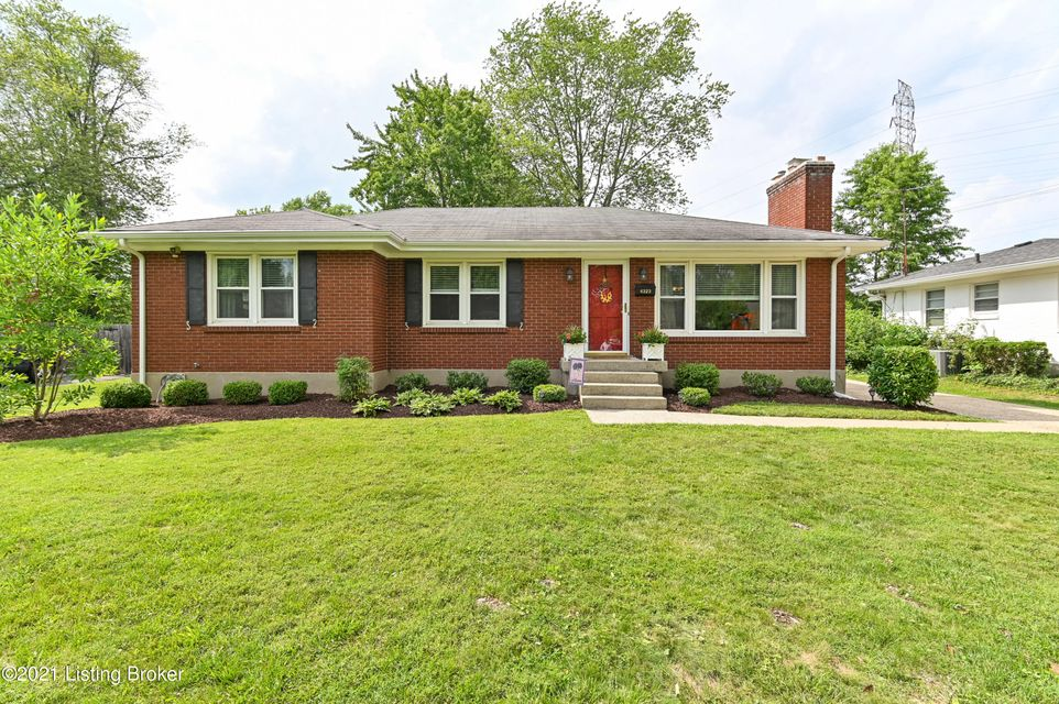 This adorable brick ranch in the Woodlawn neighborhood has so much to offer. As you enter the home, you are greeted with beautiful hardwood flooring, a cozy brickfireplace and lots of natural light from the large, three paneled window. It is a great space for entertaining guests. Off the living room is the large, eat-in kitchen, which offers...