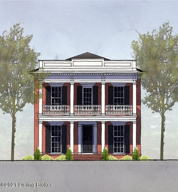 Welcome to Homearama house #5 built by Caliber Homes!  This plan is open with 8' windows and doors.  The oversized kitchen features commercial grade Thermador appliances, custom white oak cabinets painted black with a curved wood hood.  The windows flanking the hood bring in extra light.  Additional upgrades in the kitchen include a pot filler,...