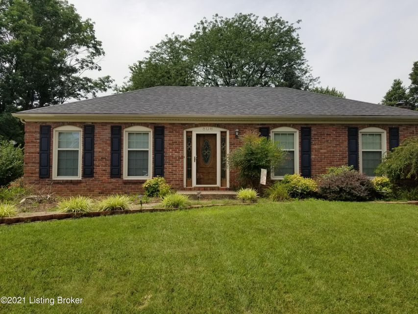 Beautiful, all brick ranch with a detached 2 1/2 car garage. Well cared for and pride of ownership shows. Gorgeous tile and hardwood floors. Stunning cabinets in the kitchen. Partially finished basement with tons of storage space. Bonus room in the basement that could be used as a home office. Recently remodeled full bath on the main floor. Breakfast area overlooks the family room and fireplace. House generator and radon mitigation system. Appliances and home warranty negotiable.
