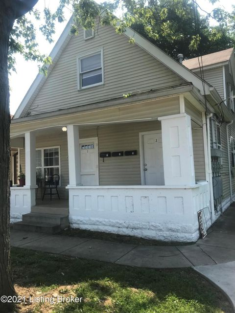 Check out this great 3 plex and add this  money maker to your portfolio! Always stays rented. Close to major x-ways, restaurants, Iroquois Park and Churchill Downs. Priced to sell!!! One is vacant, one is moving 9-1-2021, the 3rd tenant lease is up 1-1-2022Rents:$650.00$600.00$575.00Total: $1825.00 monthly24 hour notice to show, 2 are rented, 1 is vacant