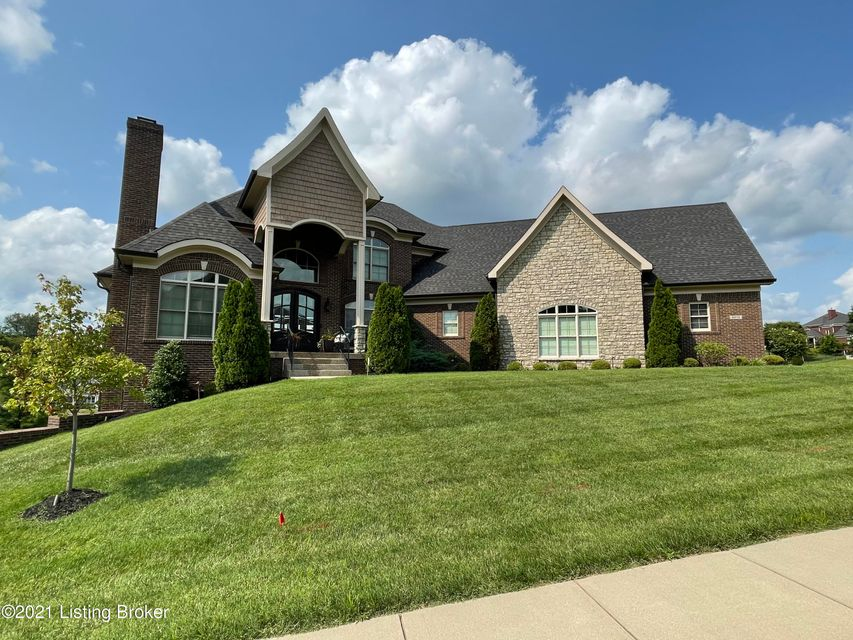 Exceptional buying opportunity in the exclusive and desirable Glenview Springs Neighborhood off Lime Kiln Lane.This luxury home with a large, pool size lot and walk-out basement has 6 bedrooms (one being used as a gym), 5 & 1/2 baths and a glorious deck for outdoor dining and entertainment.All 3 of the upstairs bedrooms have their own, private,...