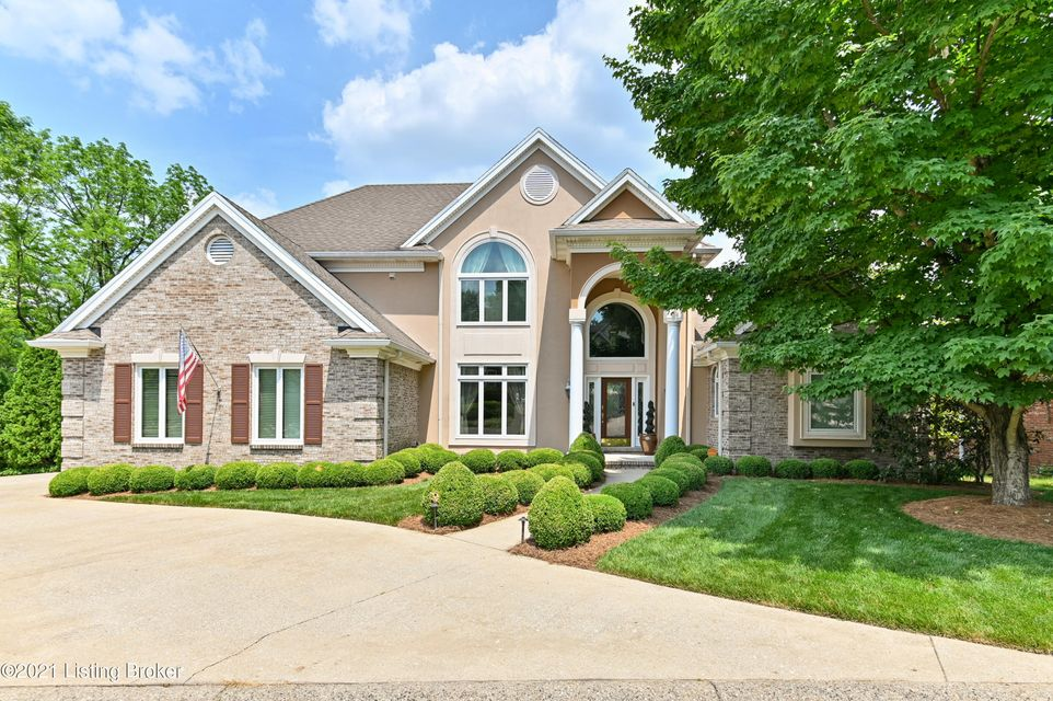 This stately home situated in the highly sought-after gated community known as The Springs is a true Louisville treasure! A renowned Louisville Architect was the builder and original owner of this home which is filled with incredible designs and attention to detail! As you enter the property, a generous, light-filled foyer welcomes you. The...