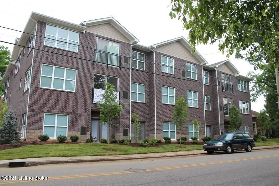 2 BR, 2 bath apartment with carpet and laminate flooring. Also features key fob entry system, granite countertops, newer appliances, washer and dryer included, dishwasher, central A/C, walk-in closet and updated bathrooms with vessel sinks. Off-street parking available ($35/month).