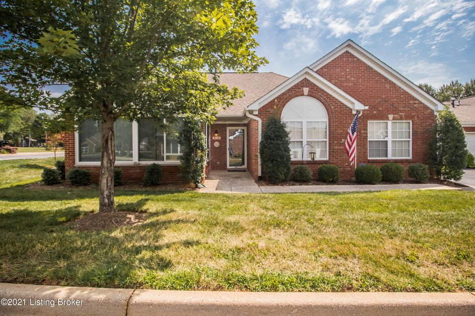 Here is the patio home you've been waiting for! This open floor plan includes a large family room which leads into an enclosed Florida room.  The eat-in area with breakfast bar opens into the kitchen all easily accessible on one level.  The massive primary suite leads into the updated primary bath with double vanity and walk-in shower as well as large walk-in shower.  Two more bedrooms off the central living area have beautiful picture windows and sizeable closets.  A second full bathroom includes a walk-in tub! Enjoy a maintenance free life style in Saint Andrews Village!  This community is very private with amenities that include a clubhouse, fitness center and pool exclusively for residents.  This home is available for immediate occupancy.