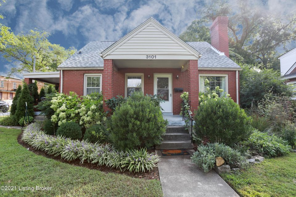 Cute and updated in Audubon Park! New kitchen with butcher block countertops, new fixtures, new flooring, opens to the living room with wood burning fireplace. Lots of light with the many windows in this all brick Cape Cod. 2 bedrooms and retro bath on the first floor. Large bedroom on the 2nd floor, updated with new flooring, closets and...