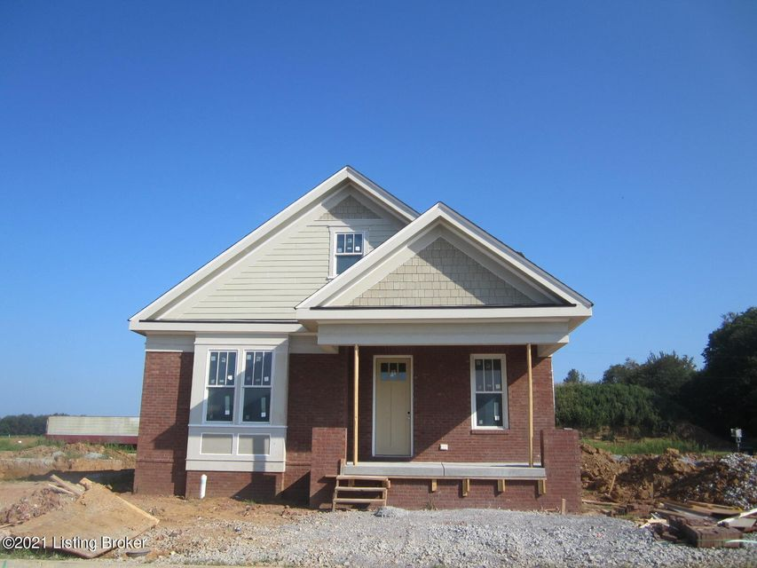 Incredible plan by Landis Homes!  The open floor plan makes entertaining and everyday living a breeze.  The living room, dining room and kitchen flow together and lead you to the covered porch with a 2nd fireplace.  The primary suite plus another bedroom and full bath on the first floor make this plan great for guest and family members.  2...