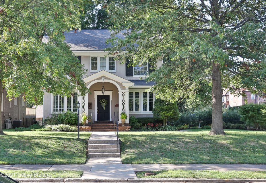 Enter the home through a charming lattice porch that gives this home great curb appeal. This Highland classic has hardwood floors throughout and crown molding. Enjoy the turret style windows that wrap the back of the house and provide expansive views of the backyard from two floors. The oversized lot is unique for this area of town. The large...