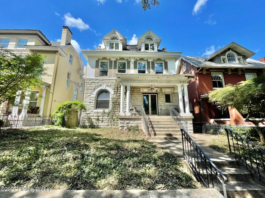 This is a rare opportunity for your own design-build renovation in the Cherokee Triangle, while having a pied-a-terre in the back for living through the remodel. This home has 4 Bedrooms and 3.5 bathrooms, without the carriage house. You'll appreciate the original fireplaces on both the first and second floors, as well as oak flooring in the...
