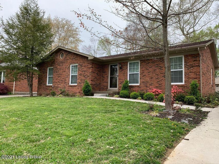 Beautifully renovated home in the Woodcroft neighborhood. This house boasts a large open floor plan with beautiful hardwood floors. Renovated open kitchen with stainless appliances. Sliding door off the kitchen opens up to a deck looking over a beautiful backyard. The basement would make a great game room, it has plenty of storage and washer and dryer hookups. This house also comes with a detached two car garage.