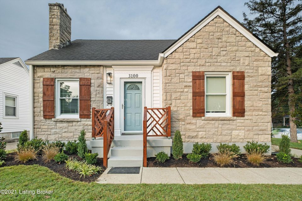 Welcome to Bobolink- a quaint stone home with cedar accents in the desired Audubon Park neighborhood! Inside you will find freshly refinished oak floors leading from the living area to the custom eat in kitchen furnished with granite tops and stainless fixtures. The first floor welcomes you to two bedrooms with access to a custom bath with...