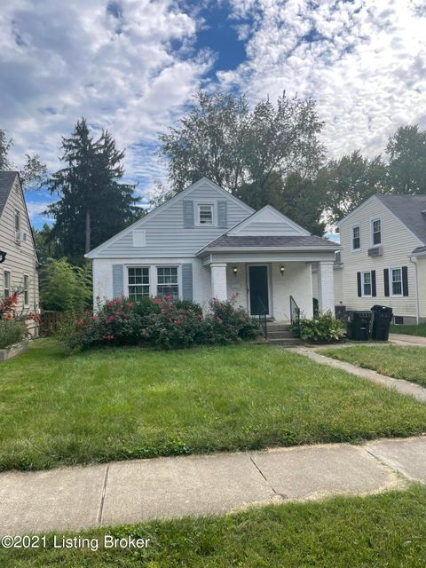 Wonderfully updated 3bed/2bath home in a prime St. Matthews Location! Not only is the location amazing, within walking distance to Seneca Park & St. Matthews Library, but also comes with loads of room to spread out! The first floor offers hardwood flooring throughout, a large living area, 2 bedrooms & full bath. The fully equipped eat-in kitchen has stainless steel appliances and also has plenty of counter space and cabinets. Upstairs has more space for a home office or additional bedroom. The finished basement also has another large living area, a full bathroom and laundry room! Washer/Dryer come with the home! Finally, enjoy your large,  private backyard with a deck/patio and plenty of room to play! Resident pays for LGE/water/yard upkeep. Don't wait on this one! Pets welcome!