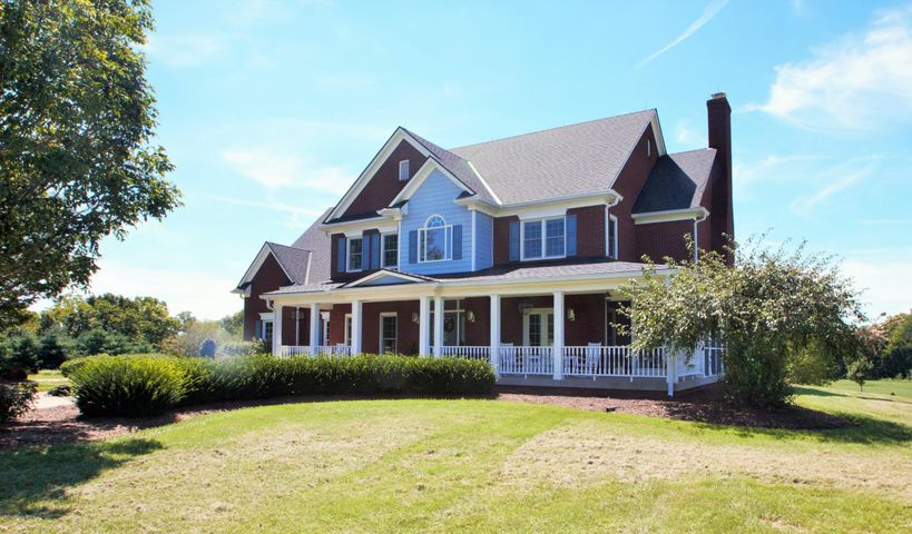Magnificent Home with over 19 Acres
