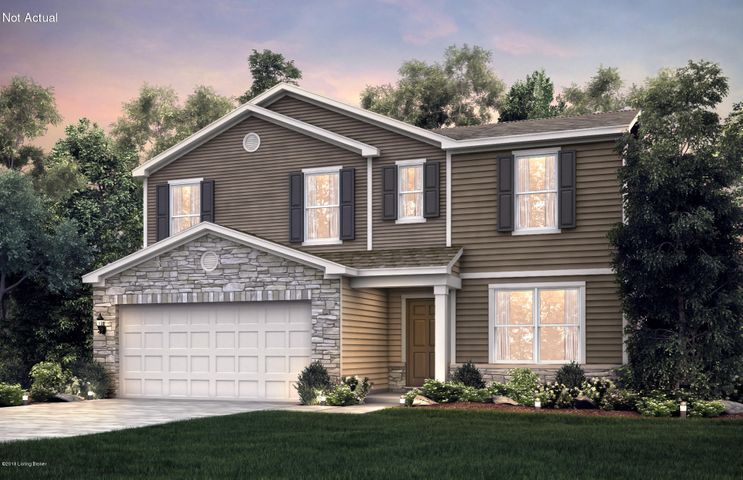 Aspire Two Story Home