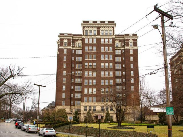 The Dartmouth located in Cherokee Triangle was designed by Joseph & Joseph and built in 1927