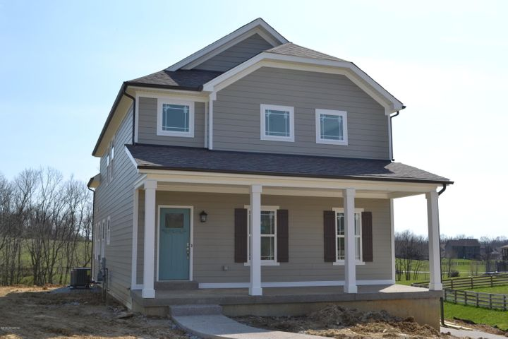 4602 Deerfield Cir, Lot 46, Smithfield, KY 40068