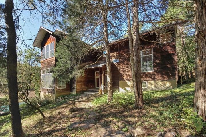 main cabin