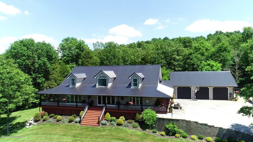 1676 Old Stoney Fork Ln, Custer, KY 40115