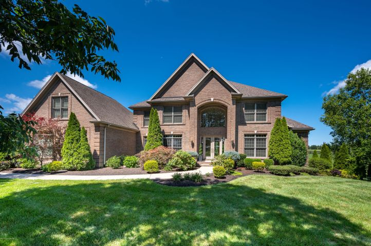 2.38 Private Acres with Equestrian Surround - True Kentucky Living!
