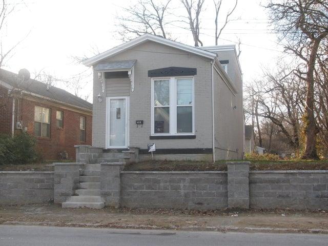 408 Dr W J Hodge St, Louisville, KY 40203