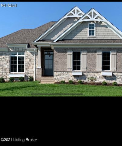 this is what the exterior will look like --this is not the actual home