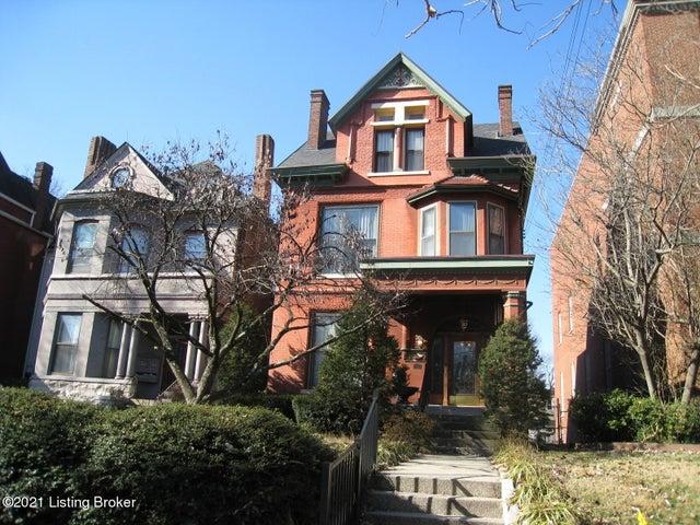 1896 circa Victorian home