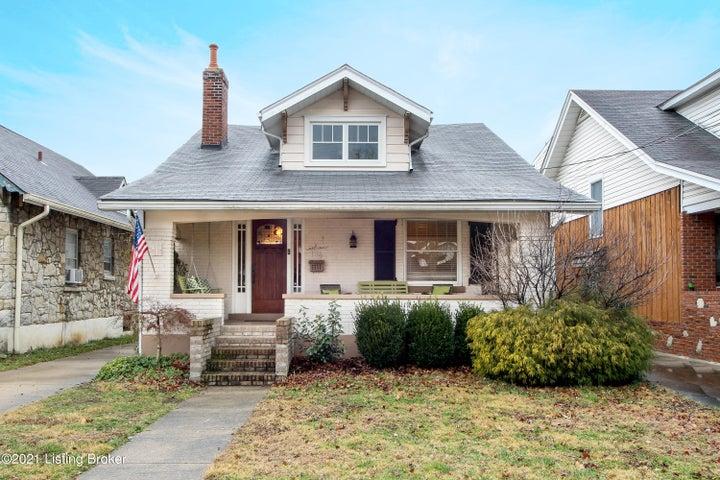 116 Oxford Pl, Louisville, KY 40207