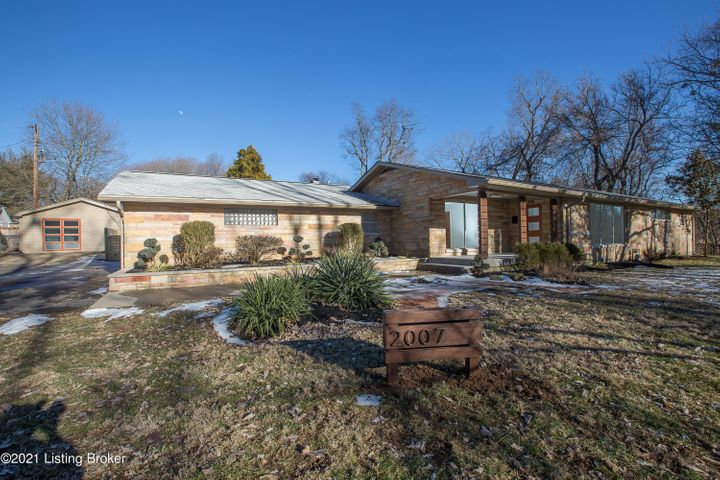 Mid-Century Modern classic, renovated with contemporary design surrounded by nature!
