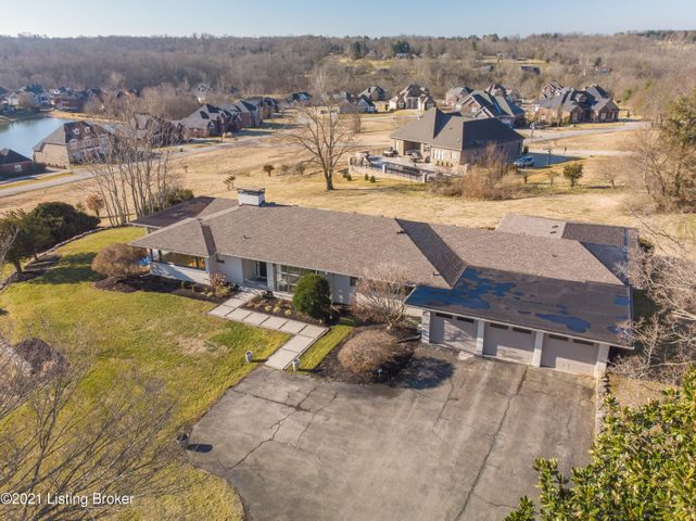This home sits on the largest lots in the highly sought-after community of Summerfield By The Lake
