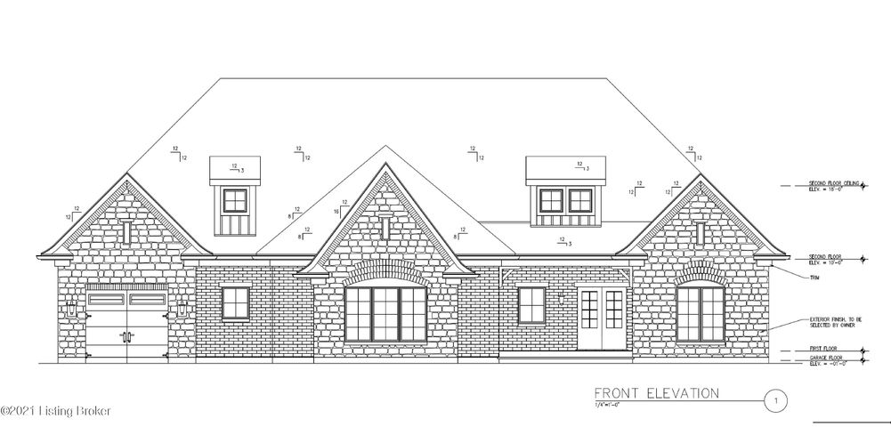 Lot 211 Edith Way, Crestwood, KY 40014