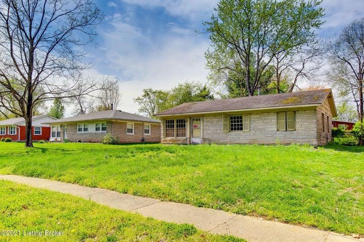 1816 Millgate Rd, Louisville, KY 40223